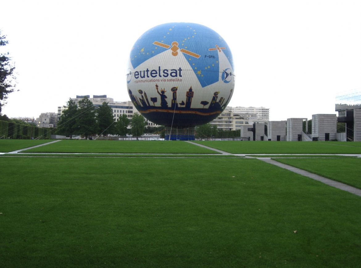 Eutelsat gets a £200 million grant from EIB for a satellite launch