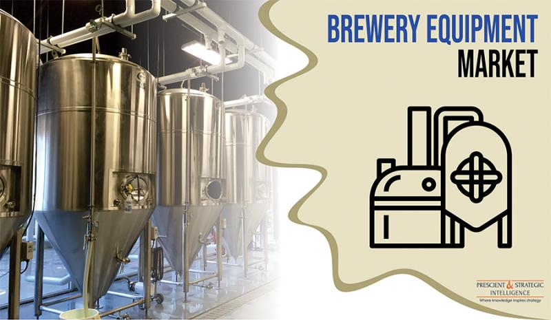 Brewery Equipment Market Drivers, Restraints, Opportunities, and Trends in Coming Years