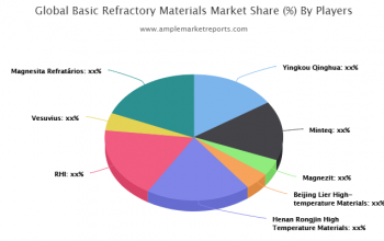 : Prominent key players operating in the Global Basic Refractory Materials Market