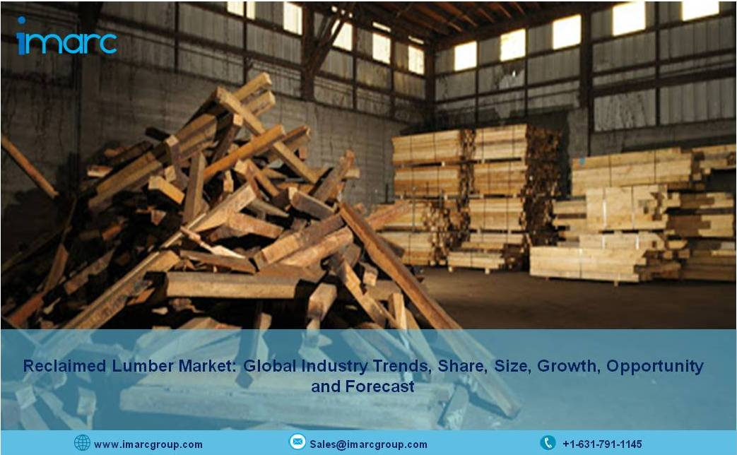 Reclaimed Lumber Market 2021-2026: Share, Size, Growth, Trends, Outlook, and Forecast