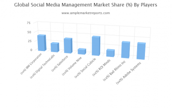 Social Media Management Market Outlook by Applications