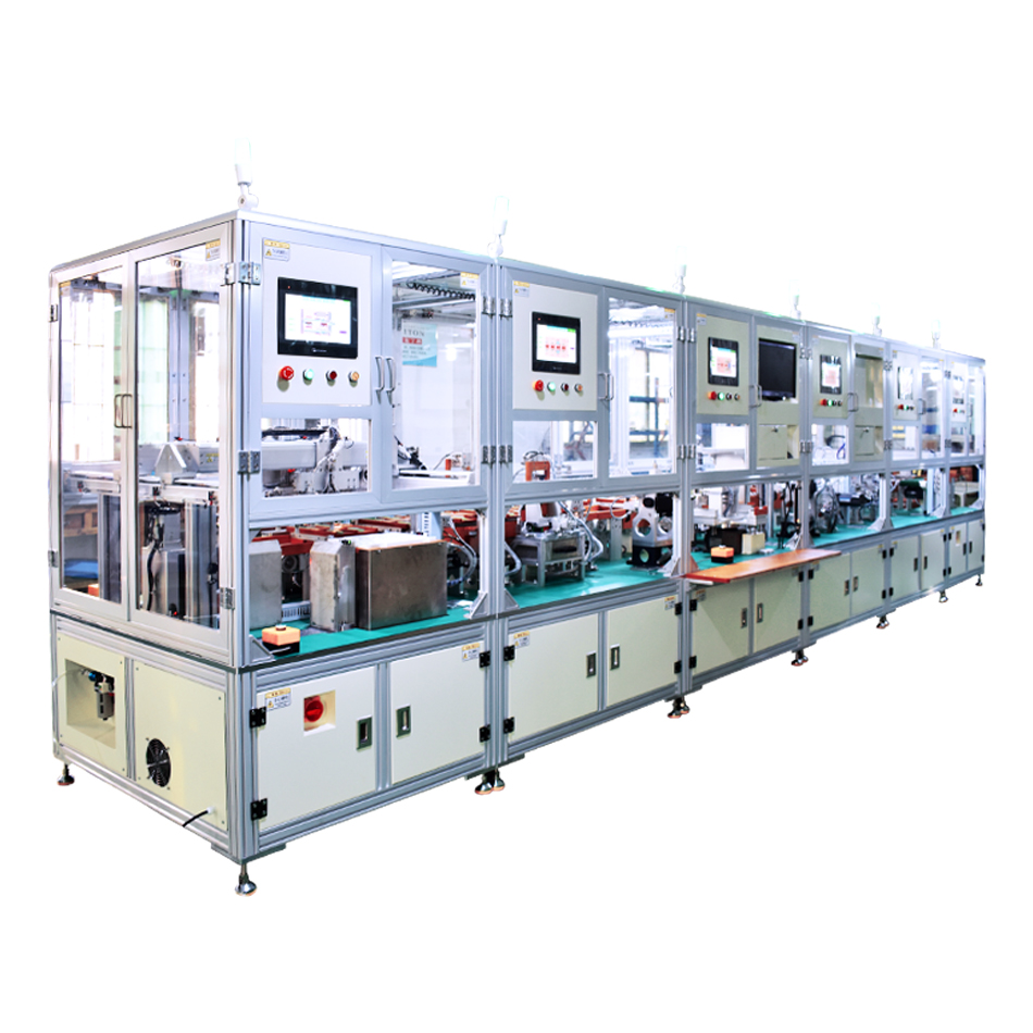 Lithium Battery Cell Assembly Machine Market – Global Outlook and Forecast 2021-2027